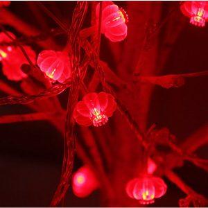 Đèn Lồng treo cây