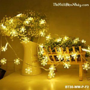 đèn bông tuyết