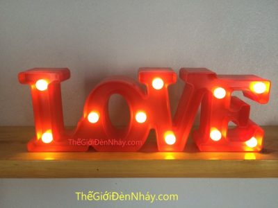Đèn Love