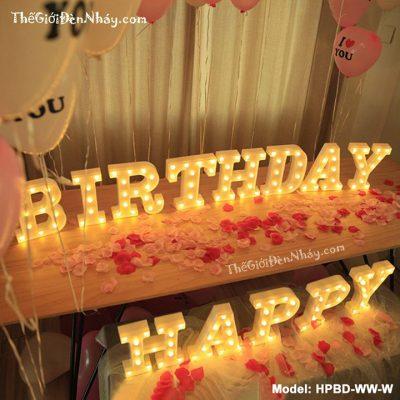 đèn chúc mừng sinh nhật