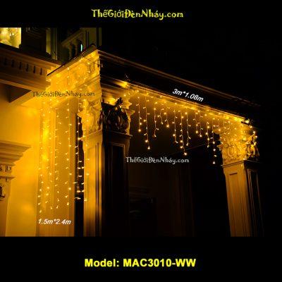 đèn mành rèm 3m trang trí nhà