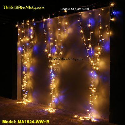 Đèn mành treo tường