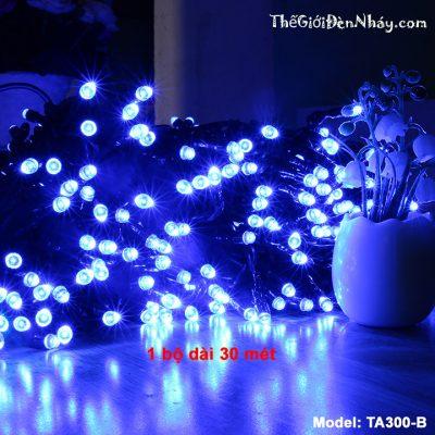 đèn nháy blue