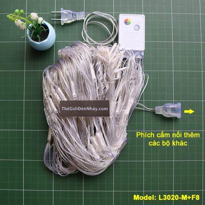 bộ đèn nháy lưới