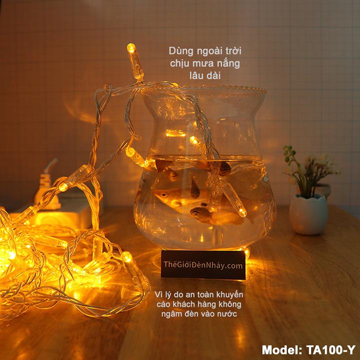 đèn nháy chống nước