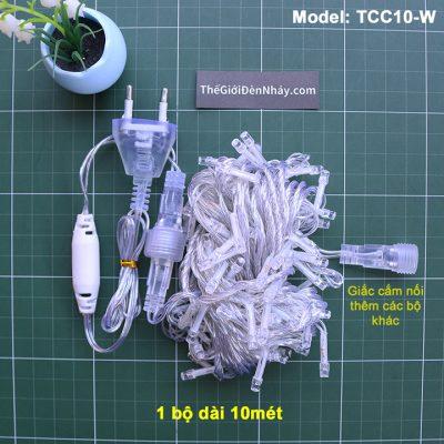 bộ đèn nháy dài 10 mét