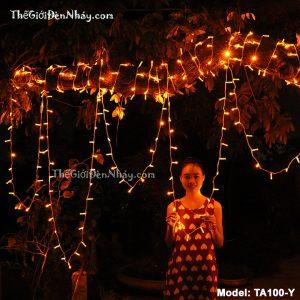 đèn nháy trang trí cây