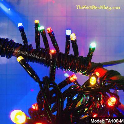 Cận cảnh bóng LED nháy chống nước